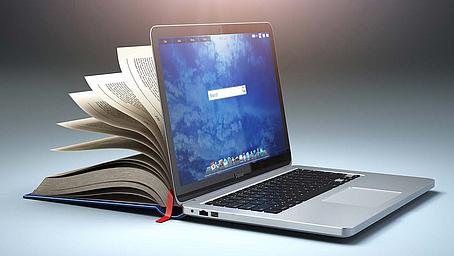 Digitale Inhalte im Studium Insurance Management
