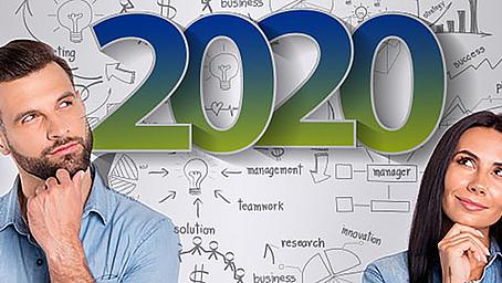 Setzten Sie Ihre berufliche Vorhaben in die Tat um! Planen Sie jetzt Ihre berufliche Weiterbildung für 2020