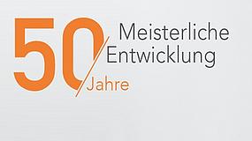 Fachwirt-Jubiläum: 50 Jahre Meister der Branche