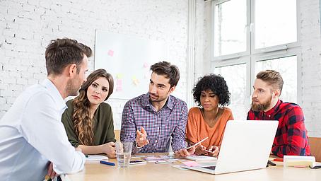Quereinsteiger bringen neue Fähigkeiten ins Unternehmen