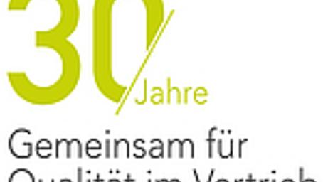 """""""30 Jahre - Gemeinsam für Qualität im Vertrieb"""""""