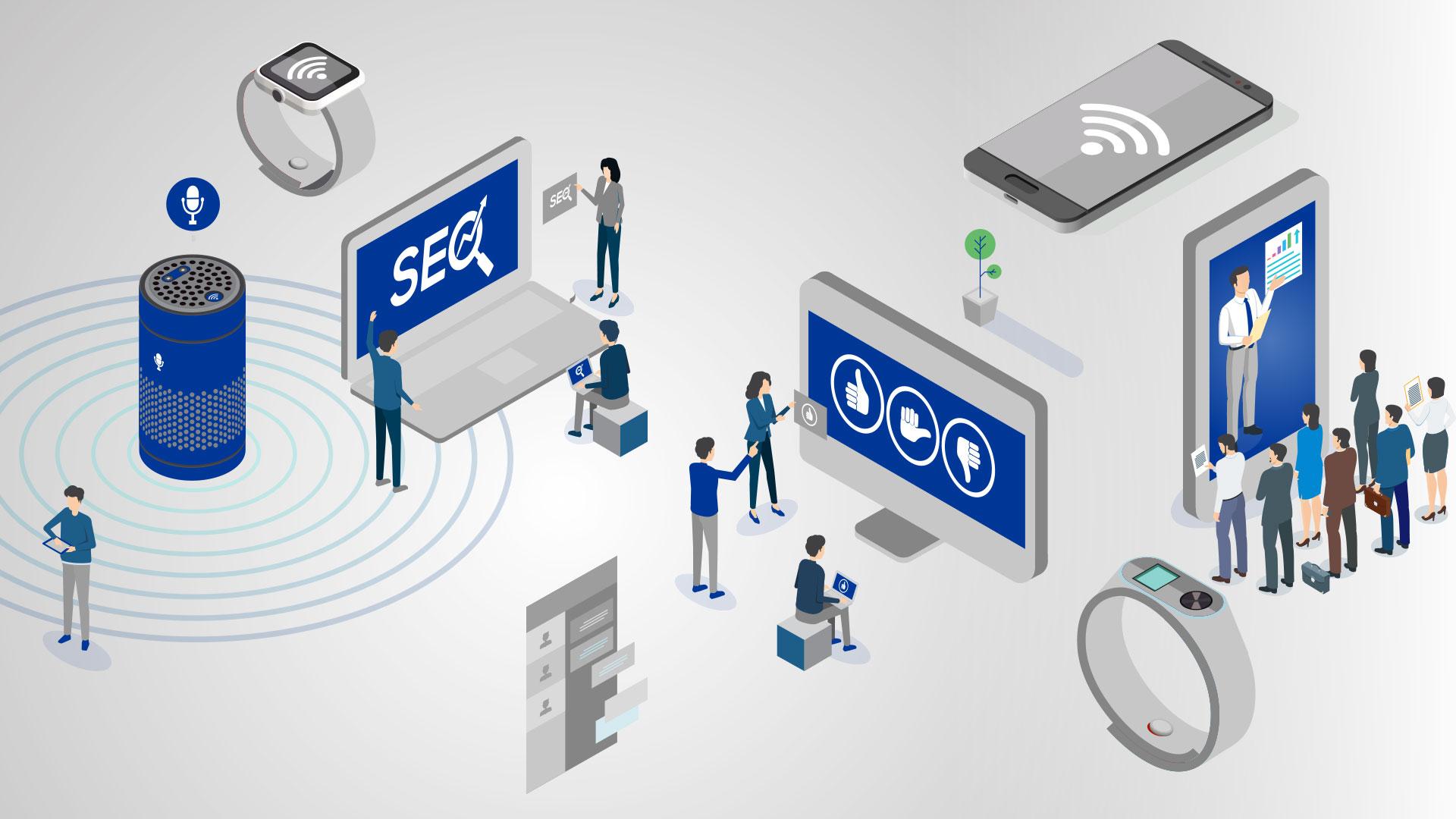 Digital Workplace, Snack-Ads, Alexa & Co.