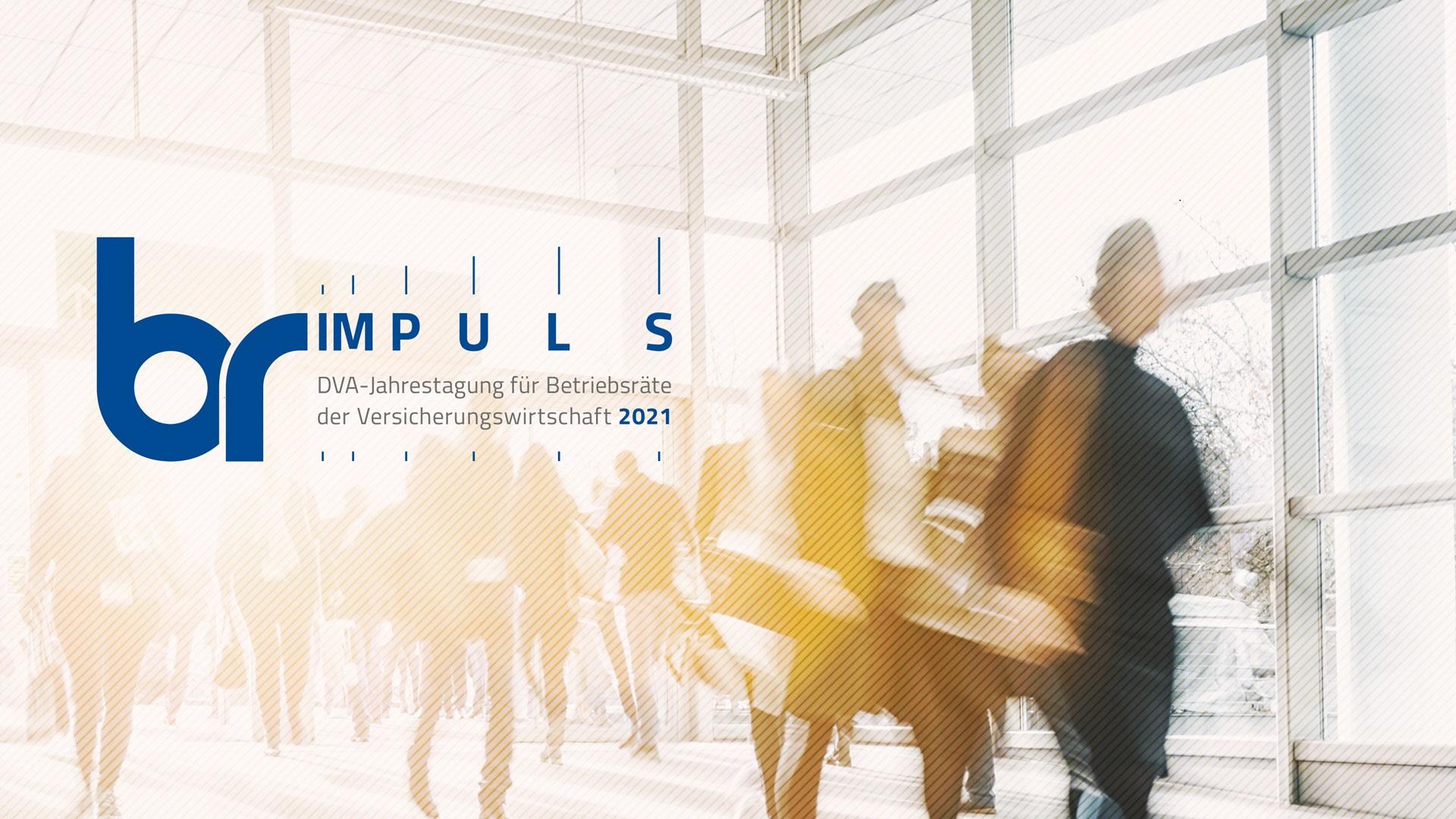 BR-Impuls - Virtuelle Seminarreihe für Betriebsräte 14. -16. Juni